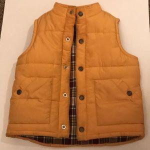 Warm winter vest